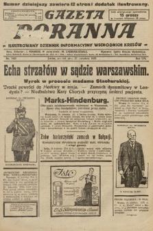 Gazeta Poranna : ilustrowany dziennik informacyjny wschodnich kresów. 1925, nr7402