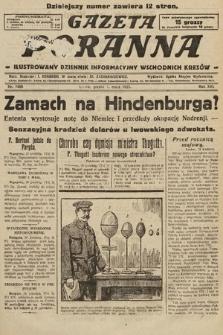 Gazeta Poranna : ilustrowany dziennik informacyjny wschodnich kresów. 1925, nr7406