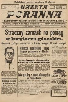 Gazeta Poranna : ilustrowany dziennik informacyjny wschodnich kresów. 1925, nr7407