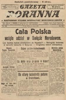 Gazeta Poranna : ilustrowany dziennik informacyjny wschodnich kresów. 1925, nr7409