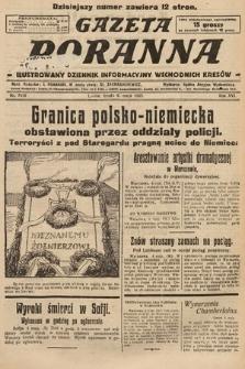 Gazeta Poranna : ilustrowany dziennik informacyjny wschodnich kresów. 1925, nr7410