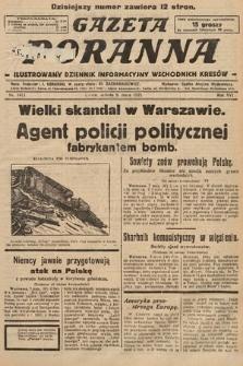 Gazeta Poranna : ilustrowany dziennik informacyjny wschodnich kresów. 1925, nr7413