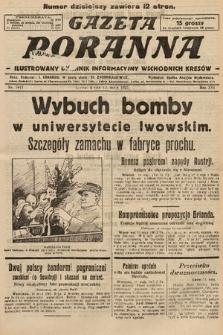 Gazeta Poranna : ilustrowany dziennik informacyjny wschodnich kresów. 1925, nr7417