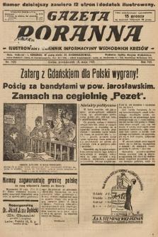 Gazeta Poranna : ilustrowany dziennik informacyjny wschodnich kresów. 1925, nr7422