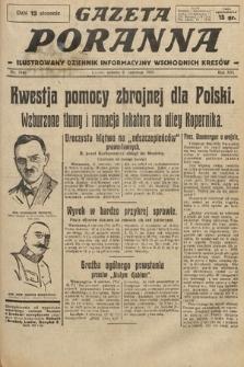 Gazeta Poranna : ilustrowany dziennik informacyjny wschodnich kresów. 1925, nr7440