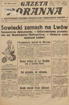 Gazeta Poranna : ilustrowany dziennik informacyjny wschodnich kresów. 1925, nr7448