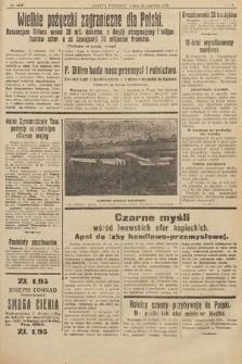 Gazeta Poranna : ilustrowany dziennik informacyjny wschodnich kresów. 1925, nr7449