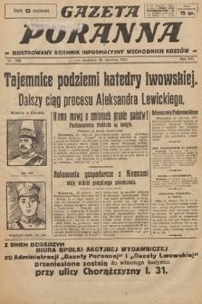 Gazeta Poranna : ilustrowany dziennik informacyjny wschodnich kresów. 1925, nr7462