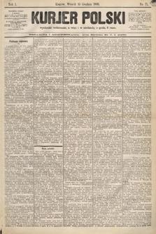 Kurjer Polski. 1889, nr71