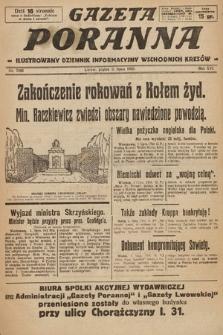 Gazeta Poranna : ilustrowany dziennik informacyjny wschodnich kresów. 1925, nr7466