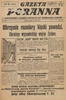 Gazeta Poranna : ilustrowany dziennik informacyjny wschodnich kresów. 1925, nr7467