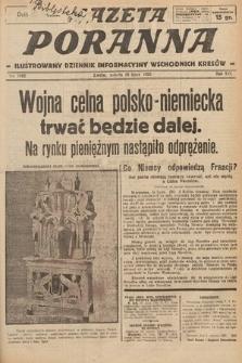 Gazeta Poranna : ilustrowany dziennik informacyjny wschodnich kresów. 1925, nr7482