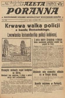 Gazeta Poranna : ilustrowany dziennik informacyjny wschodnich kresów. 1925, nr7485