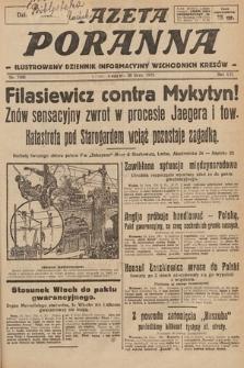 Gazeta Poranna : ilustrowany dziennik informacyjny wschodnich kresów. 1925, nr7490