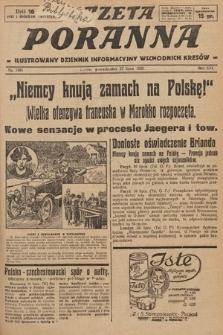 Gazeta Poranna : ilustrowany dziennik informacyjny wschodnich kresów. 1925, nr7491