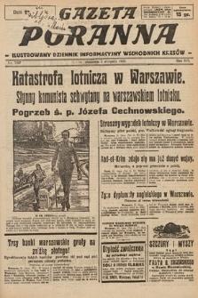 Gazeta Poranna : ilustrowany dziennik informacyjny wschodnich kresów. 1925, nr7497