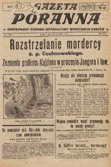 Gazeta Poranna : ilustrowany dziennik informacyjny wschodnich kresów. 1925, nr7503