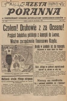 Gazeta Poranna : ilustrowany dziennik informacyjny wschodnich kresów. 1925, nr7508
