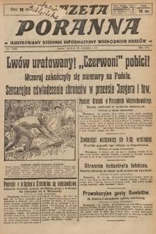 Gazeta Poranna : ilustrowany dziennik informacyjny wschodnich kresów. 1925, nr7510