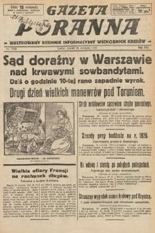 Gazeta Poranna : ilustrowany dziennik informacyjny wschodnich kresów. 1925, nr7516