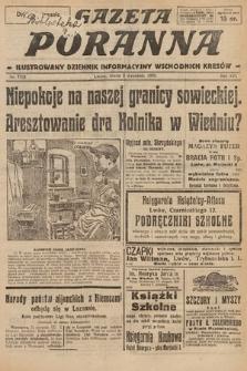 Gazeta Poranna : ilustrowany dziennik informacyjny wschodnich kresów. 1925, nr7528