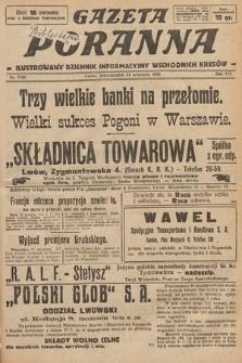 Gazeta Poranna : ilustrowany dziennik informacyjny wschodnich kresów. 1925, nr7540