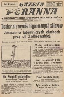 Gazeta Poranna : ilustrowany dziennik informacyjny wschodnich kresów. 1925, nr7543