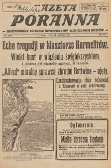 Gazeta Poranna : ilustrowany dziennik informacyjny wschodnich kresów. 1925, nr7549