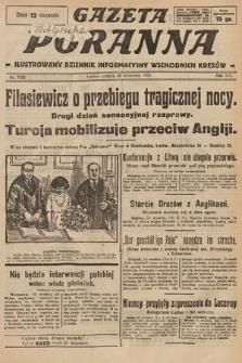Gazeta Poranna : ilustrowany dziennik informacyjny wschodnich kresów. 1925, nr7552