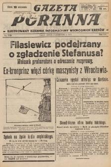 Gazeta Poranna : ilustrowany dziennik informacyjny wschodnich kresów. 1925, nr7559