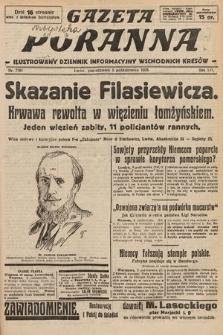 Gazeta Poranna : ilustrowany dziennik informacyjny wschodnich kresów. 1925, nr7561