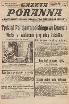 Gazeta Poranna : ilustrowany dziennik informacyjny wschodnich kresów. 1925, nr7562