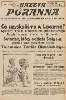 Gazeta Poranna : ilustrowany dziennik informacyjny wschodnich kresów. 1925, nr7577