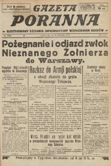 Gazeta Poranna : ilustrowany dziennik informacyjny wschodnich kresów. 1925, nr7590