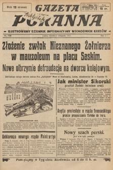 Gazeta Poranna : ilustrowany dziennik informacyjny wschodnich kresów. 1925, nr7591