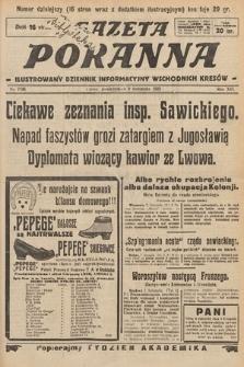 Gazeta Poranna : ilustrowany dziennik informacyjny wschodnich kresów. 1925, nr7596