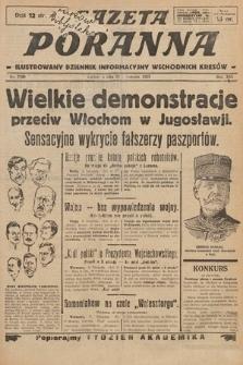 Gazeta Poranna : ilustrowany dziennik informacyjny wschodnich kresów. 1925, nr7598