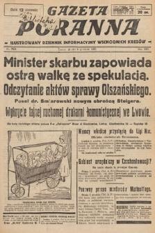 Gazeta Poranna : ilustrowany dziennik informacyjny wschodnich kresów. 1925, nr7621