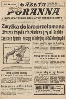 Gazeta Poranna : ilustrowany dziennik informacyjny wschodnich kresów. 1925, nr7622