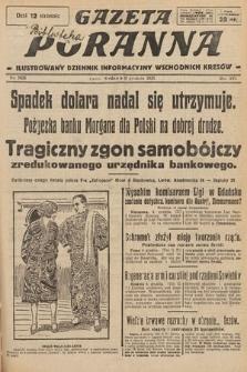 Gazeta Poranna : ilustrowany dziennik informacyjny wschodnich kresów. 1925, nr7623