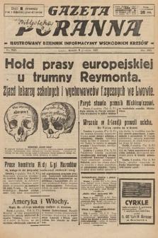 Gazeta Poranna : ilustrowany dziennik informacyjny wschodnich kresów. 1925, nr7625