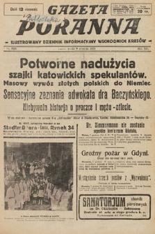 Gazeta Poranna : ilustrowany dziennik informacyjny wschodnich kresów. 1925, nr7626