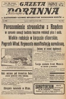 Gazeta Poranna : ilustrowany dziennik informacyjny wschodnich kresów. 1925, nr7628
