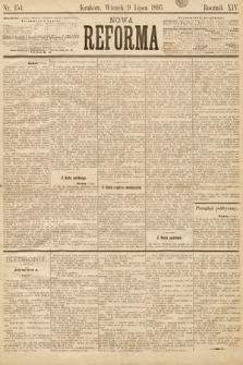 Nowa Reforma. 1895, nr154