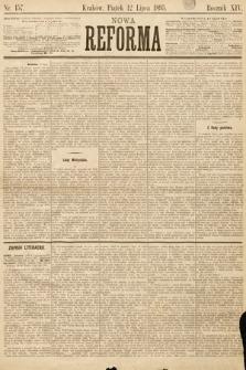 Nowa Reforma. 1895, nr157