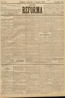 Nowa Reforma. 1895, nr174