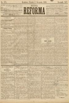 Nowa Reforma. 1895, nr175