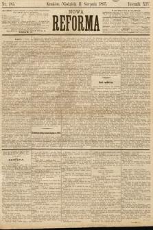 Nowa Reforma. 1895, nr183