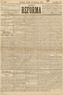 Nowa Reforma. 1895, nr198