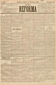 Nowa Reforma. 1895, nr211